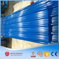 Factory supplied Prepainted Galvanized Corrugated Steel Roof Sheet,galvanized aluminum roof