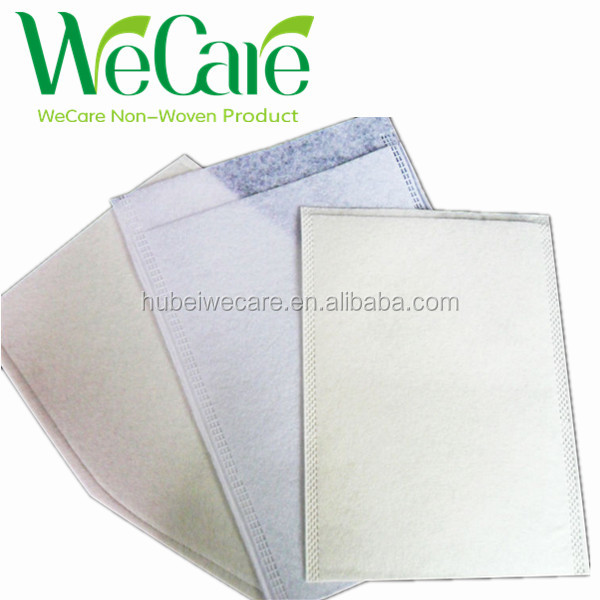 Disposable needle punched non woven Glove for household usage