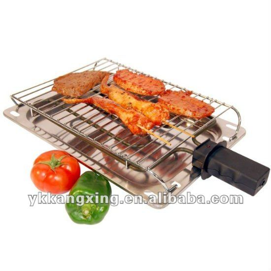 electric charcoal portable barbecue professional BBQ Grill (KX-6062)