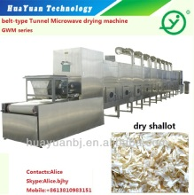 dehydrated onion machine/microwave drying herbs machine/