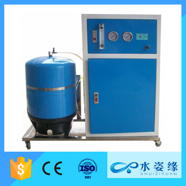 Full automatic water treatment equipment ro system 500 gpd