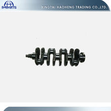 Popular billet steel crankshaft,car spare parts for Dongfeng Peugeot DAE2