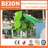 BM500 ENERGY SAVING WASTE PLASTIC FILM WASHING MACHINERY