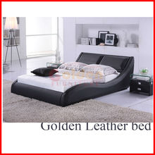 2015 BG889# golden pakistani bed room furniture