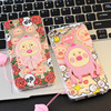 China Supplier Cute OEM Custom Transparent TPU Mobile Phone Accessories for iphone 6s/plus