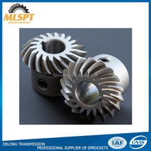Small Quality Aluminum Bevel Gears for Sale