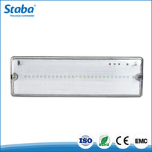 Zhongshan Staba economical wholesale ODM 8W IP65 T5 fluorescent rechargeable Emergency Bulkhead light