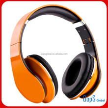 2017 CE,ROHS FCC foldable headphone high low studio headphone stereo headphone
