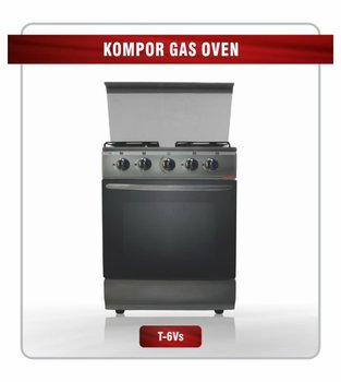Gas Stove Oven Todachi T 6 Vs
