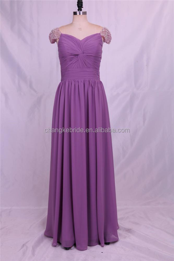Venta al por mayor vestido para damas de honor-Compre online los ...