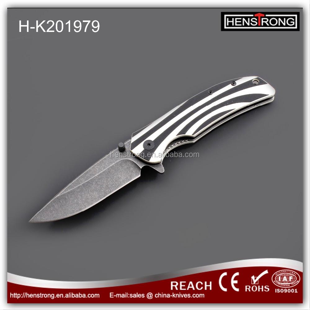 Yangjiang Hengji Light Industrial Goods Co Ltd: Yangjiang Folding Foldable Edc Outdoor Pocket Knife With