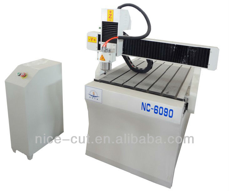 NC-6090 wood engraver cutter plotter mdf router tools price