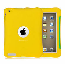 "Good quality silicone case for ipad4 custom 7"" tablet silicon case cover"