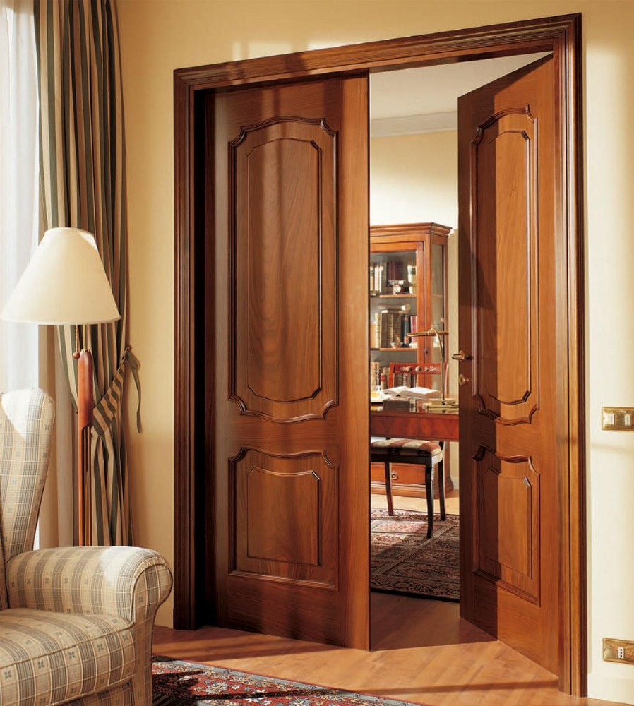New popular teak wood wooden main door designs buy wood for New main door design