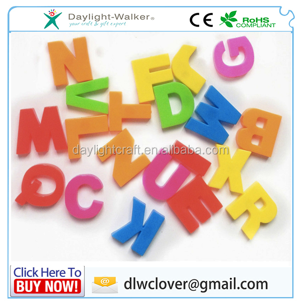 Earily Letter Magnetic Educational ABC Alphabet Fridge Magnets