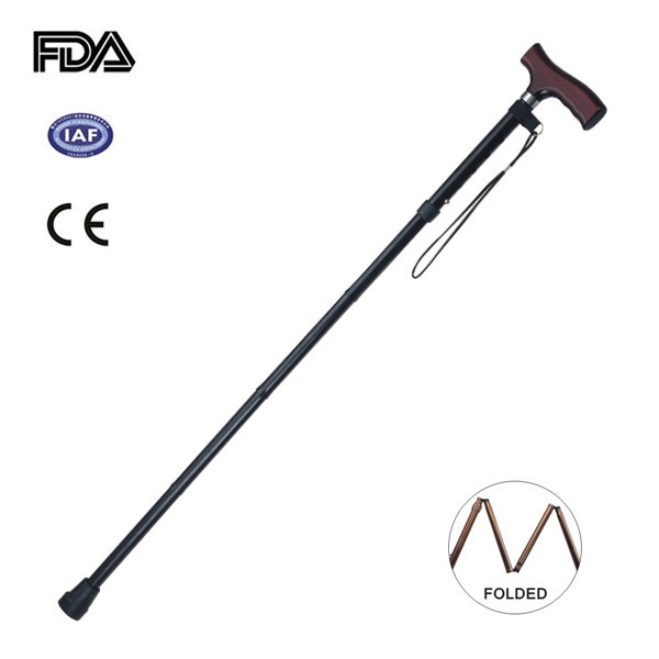 Rehabilitation Therapy Supplies Properties and Cane Type walking stick for old people