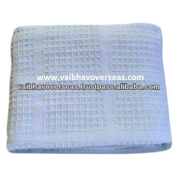 100% Cotton Thermal Blankets Supplier