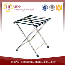 Hotel Folding Stainless Steel Luggage Rack