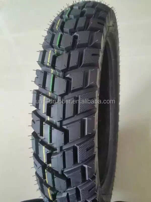 Superior quality motorcycle tyre 110/90-16 TL for Yemen market