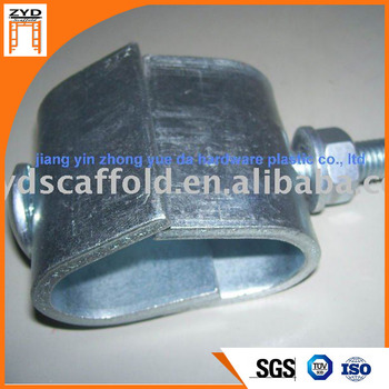 Beam universal clamp, scaffolding clip