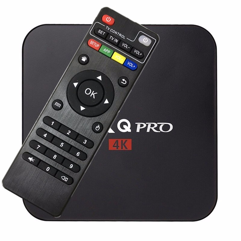 MX Pro New X96 1G 8G KODI Amlogic S905X Quad Core h96pro pro android tv box
