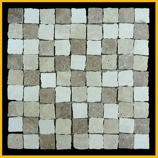 2016 high quality stone wall designs,stone marble mosaic