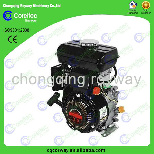 Excellent Powerful 2.5-17HP Gasoline Engine With Best Parts Widely Application 2.5HP 152F petrol motorized bicycle engines
