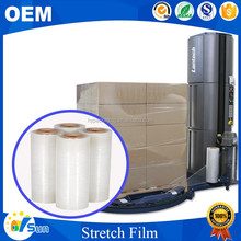 Alibaba Online Shopping Machine Packing Use Custom Thick Clear Plastic Film