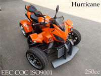 2016 China quality 250cc gas motorcycle atv