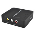 Stand alone analog video to digital av capture video recorder converter ezcap272