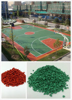 Outdoor Rubber Basketball Court -FN-D150206