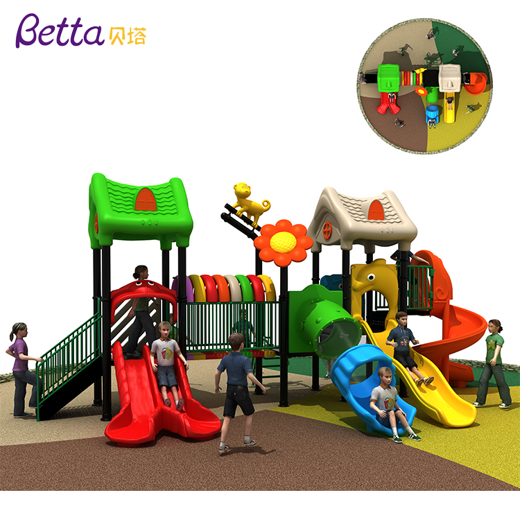 High Quality Factory Supply Anti-Fade Kids Playground Game Center