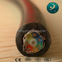 400Hz Airport Cables 7 cores With Concentric Copper Wire Shield