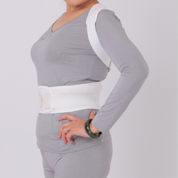 medical posture corrector aids to improve posture for women