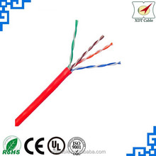 4 Pairs 24AWG vga to lan cable connection UTP Cat5e network cable