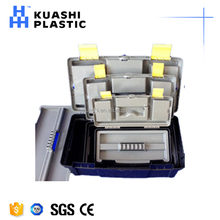 large capacity plastic waterproof portable tool box for truck tools