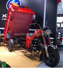 2016 Guangzhou Canton Fair Three Wheel Motor Tricycle Motorcycle