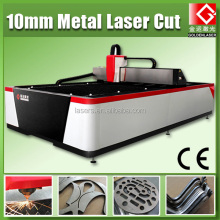 Fiber Optic Laser Cutting for Sheet Metal 500W 1KW 2KW Machine
