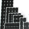Monocrystalline Silicon 100W Solar Panels For