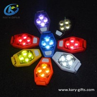 LED Safety Light Strobe Lights for Daytime Running Walking Bicycle Bike Kids Child Woman Dog Pet