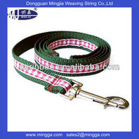 new product durable custom logo dog Leash for wholesale