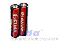 AAA 1.5V carbon zinc manganese dry battery with high quality and low price