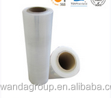Plastic Food Wrapping Film / Custom Printing Sachet Packaging roll film / Red Plastic Film Roll