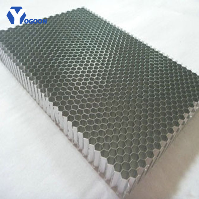 aluminum honeycomb plank used in clean board and circuit radiator