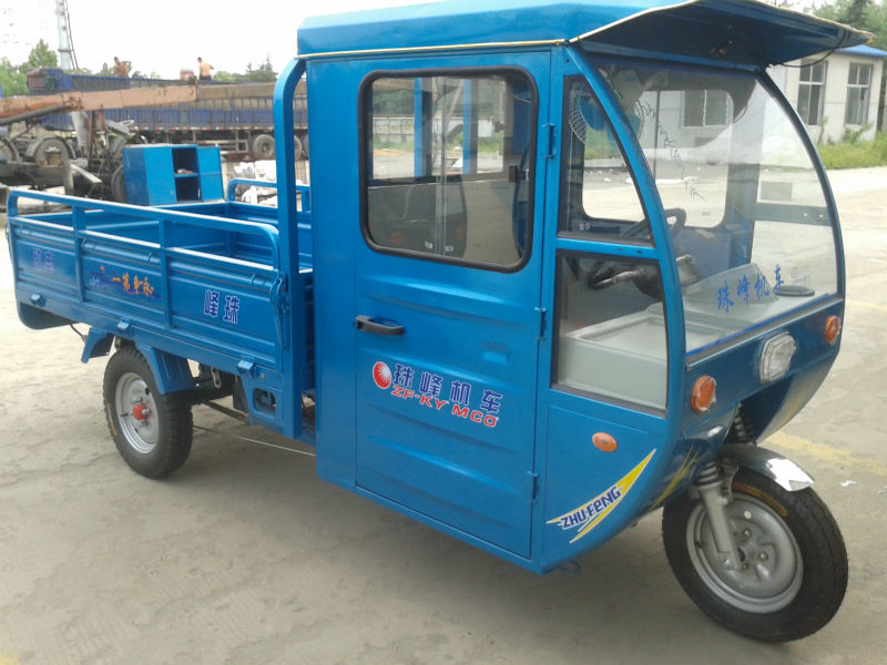 mini electrical truck cargo tricycle made in China