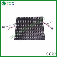 LED display pancel price P10 WS2812B smd 5050 led small screen