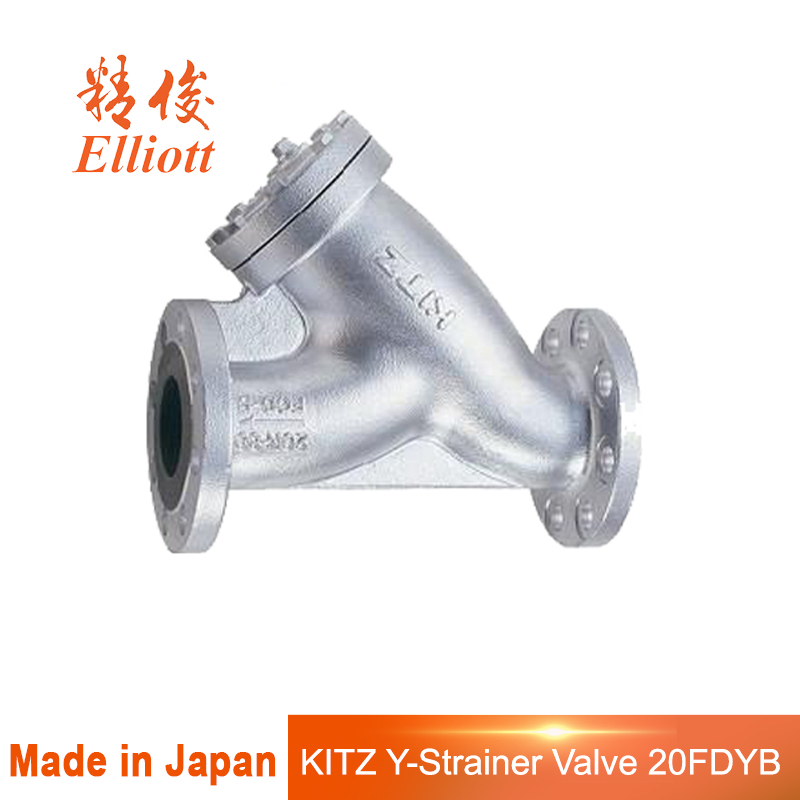 High Quality Kitz 20FDYB Y-Strainer Valve 3/4""