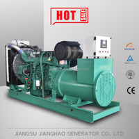 320kw 400kva Water cooled generator set with volvo penta diesel engine
