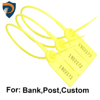 Security Tag Security Seal plastic bag security seal