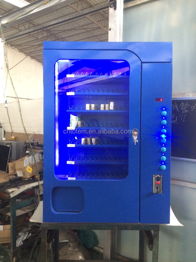 Hot Sale Hotel Vending Machine For Washing Machine in Malaysia
